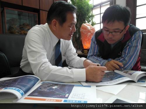 [專訪] 新竹市長許明財 2012-04-24 005