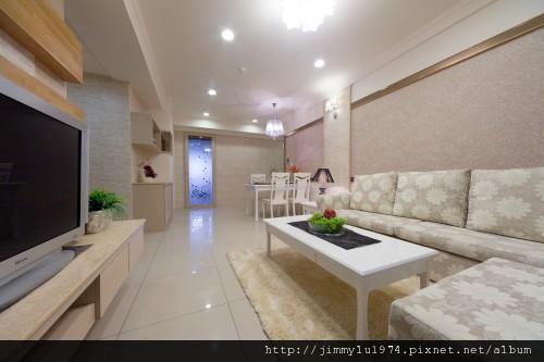 [竹北] 合陽建設「御美學」8F-1實品屋裝潢參考 2012-03-21 005
