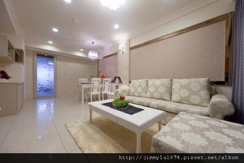[竹北] 合陽建設「御美學」8F-1實品屋裝潢參考 2012-03-21 004