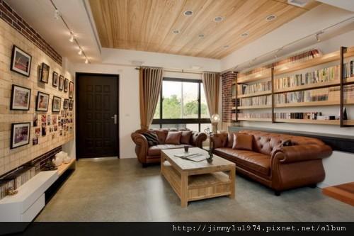 [專欄] 爸比話設計08:設計師自宅分享2012-05-15 001