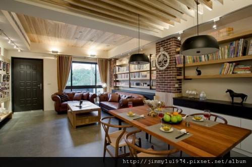 [專欄] 爸比話設計08:設計師自宅分享2012-05-15 002
