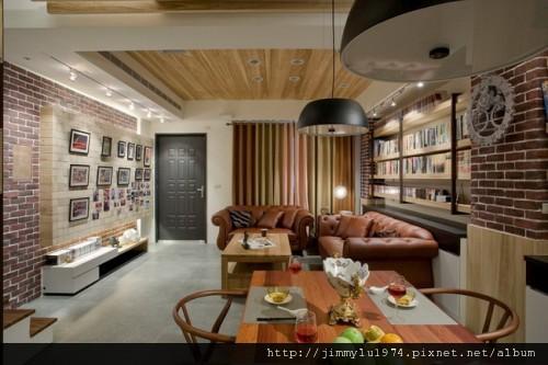 [專欄] 爸比話設計08:設計師自宅分享2012-05-15 004