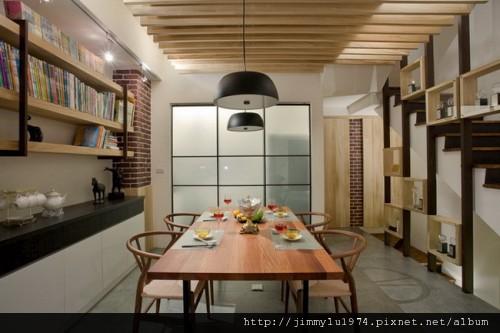[專欄] 爸比話設計08:設計師自宅分享2012-05-15 006