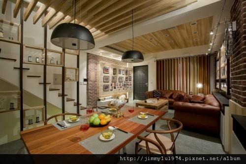 [專欄] 爸比話設計08:設計師自宅分享2012-05-15 008