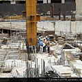 [竹北] 德鑫建設「A+7」立柱典禮2012-06-15 024