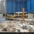 [竹北] 德鑫建設「A+7」立柱典禮2012-06-15 010