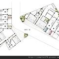 [新竹] 天竹建設「夏之悅」2012-06-22 003 A+B全區平面參考圖