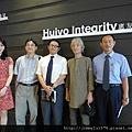 [竹北] (左起)鄭秀勳、X先生、黃才丕、原廣司、陳銘祥 2012-07-02