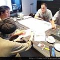 [竹北] 日本建築師原廣司赴「惠友紳」接待中心開會討論「原見築」2012-07-02 002
