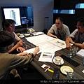 [竹北] 日本建築師原廣司赴「惠友紳」接待中心開會討論「原見築」2012-07-02 003