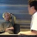 [竹北] 日本建築師原廣司赴「惠友紳」接待中心開會討論「原見築」2012-07-02 007