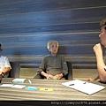 [竹北] 日本建築師原廣司赴「惠友紳」接待中心開會討論「原見築」2012-07-02 008