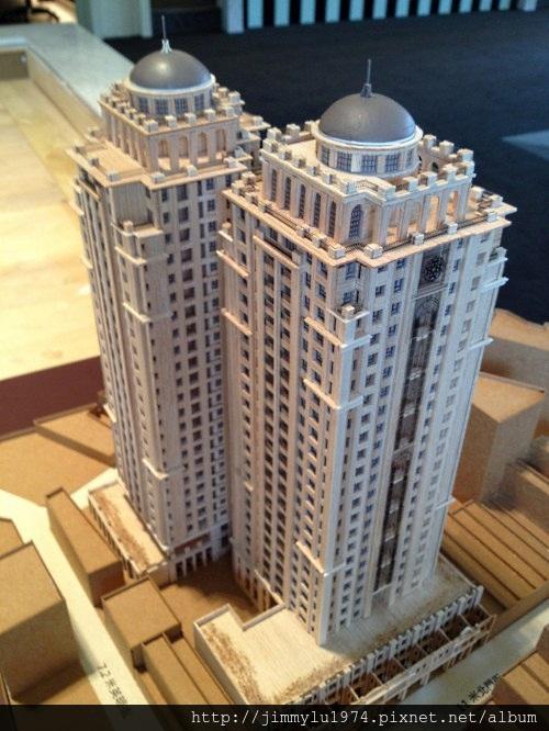 [新竹] 太睿建設「太睿國寶」2012-05-26 001 建物外觀參考素模