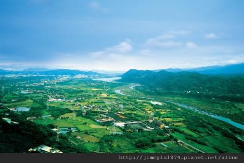 [大溪] 遠雄建設「大溪地」2012-07-11 001 大漢溪景觀