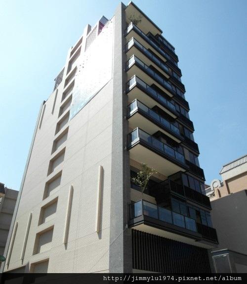 [竹北] 閎基開發「建築旅行」實品屋(嘉豐二街)2012-07-12 030