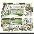 [新竹] 富源建設「牡丹凰居」2012-07-17 004 1樓全區平面參考圖