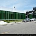 [新竹] 富源建設「牡丹凰居」樣品屋參考裝潢2012-07-13 047 接待中心外觀
