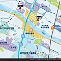[竹北] 德鑫機構‧巨寶建設「德鑫V1」2012-07-23 002 交通位置參考圖01