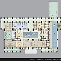 [竹北] 德鑫機構‧巨寶建設「德鑫V1」2012-07-23 006 2樓公設空間參考圖