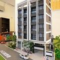 [新竹] 創易建設「遠百城品2:寶格麗」樣品屋參考裝潢2012-07-25 001