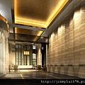 [新竹] 富宇建設「富宇九如」2012-08-07 004 門廳透視參考圖