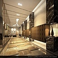 [新竹] 寶來建設「大任我行」2012-08-10 003 穿廊(信箱區)透視參考圖