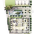 [新竹] 富宇建設「富宇九如」2012-08-15 003 全區平面參考圖