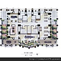 [新竹] 富宇建設「富宇九如」2012-08-15 004 屋突平面參考圖
