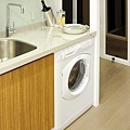 [新竹] 寶來建設「大任我行」樣品屋2012-08-15 024 洗衣機01