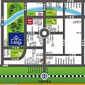 [竹東] 金旺宏實業「上品松觀」2012-09-17 014 生活機能參考圖