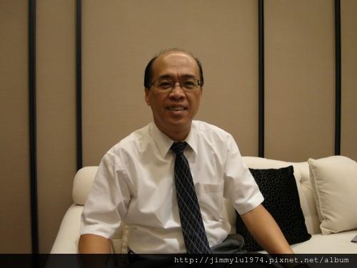 [台中] 圓頂建設「20e3」總經理卓昭同2012-09-06 002
