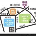 [竹北] 閎基開發「世界雲」2012-10-03 002 位置參考圖