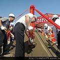 [竹北] 美地建設「市政廳」開工2012-10-24 007