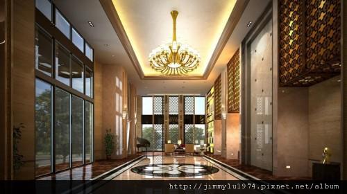 [中和] 遠雄建設「遠雄左岸:采梅園」2012-11-04 005