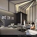 [竹北] 富宇建設「水舍秀樹」2012-11-13 006 KTV室透視參考圖