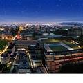 [竹北] 佳泰建設「全民時代」2012-12-11 011 夜景