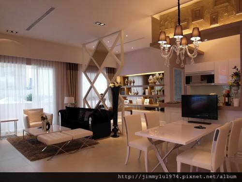 [竹北] 竹益建設「時上S」樣品屋參考裝潢 2012-12-27 001
