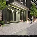 [竹北] 竹星建設「竹北之星」外觀參考模型 2013-03-06 008