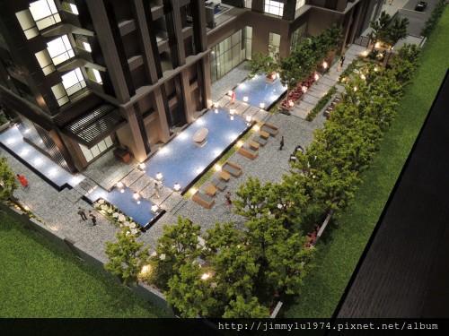 [竹北] 竹星建設「竹北之星」外觀參考模型 2013-03-06 011