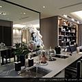 [竹北] 竹星建設「竹北之星」樣品屋參考裝潢 2013-03-06 009