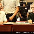 Franklin Po親臨台灣與春福機構討論「大觀自若」設計規劃