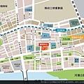 [竹北] 盛亞建設「城心城邑」2013-03-23 005 接待中心位置圖