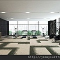 [竹北] 國泰建設「國泰Twin Park」2013-04-08 005 健身房透視參考圖