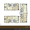 [竹北] 佳泰建設「大砌磐峰」2013-04-29 001 標準層平面參考圖