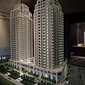 [新竹] 盛大建設「富宇東方明珠」外觀參考模型 2013-05-16 001