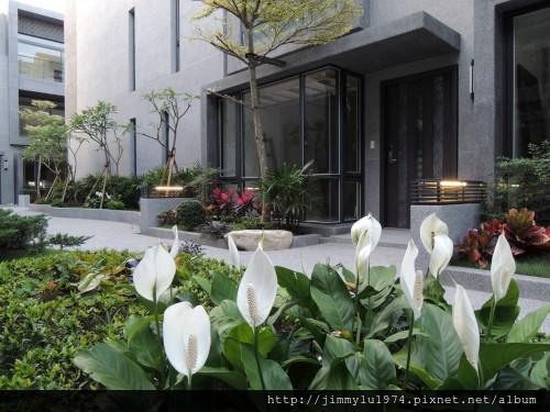 [竹南] 達利建設「哲里」外觀與中庭實景 2013-05-24 038