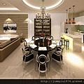 [竹東] 金旺宏實業「上品松觀」透視參考圖 2013-06-19 004 2F餐廳