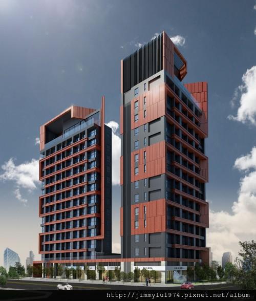 [竹北] 鴻柏建設「鴻一」(大樓) 2013-06-19 001