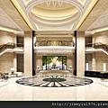 [竹北] 聚合發建設「香禔」(大樓) 2013-06-13 011 大廳透視參考圖