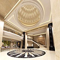 [竹北] 聚合發建設「香禔」(大樓) 2013-06-13 012 大廳透視參考圖